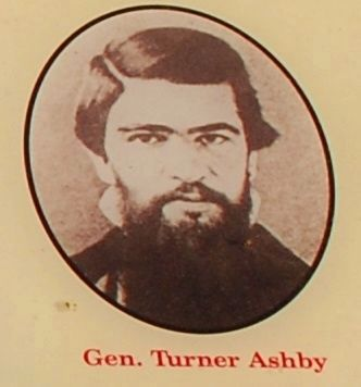 Gen. Turner Ashby image. Click for full size.