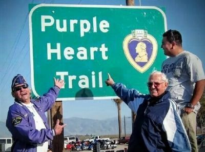 Purple Heart Veterans image. Click for full size.