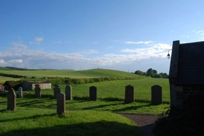 Flodden Monument image. Click for full size.