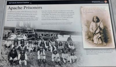 Apache Prisoners Marker image. Click for full size.