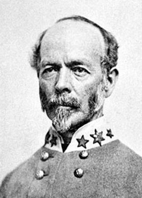 Gen. (CSA) Joseph Eggleston Johnston image. Click for full size.