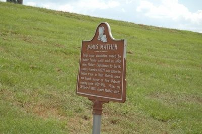 James Mather Marker image. Click for full size.