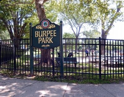 W. Atlee Burpee Marker image. Click for full size.