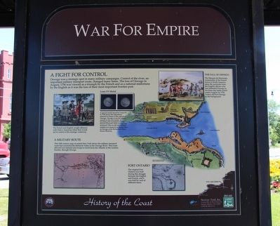 War for Empire Marker image. Click for full size.