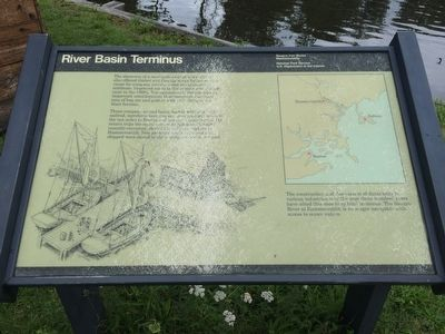 River Basin Terminus Marker image. Click for full size.