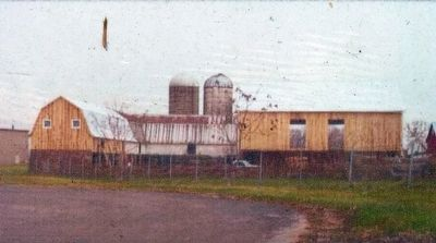 Feed Barn, Major Renovations in Progress. image. Click for full size.