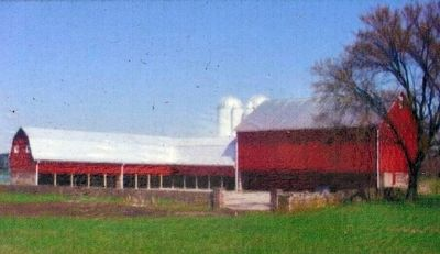 Feed Barn, After Renovation image. Click for full size.