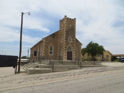St. Thomas Catholic Church image. Click for full size.