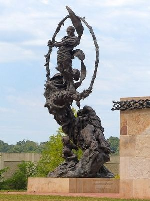 Path of Thorns and Roses<br>Sculpture by Mario Chiodo image. Click for full size.