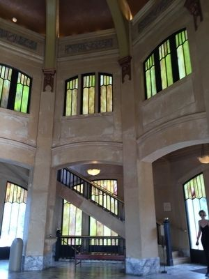 An Inside View of Vista House image. Click for full size.