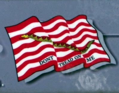 First Navy Jack image. Click for full size.