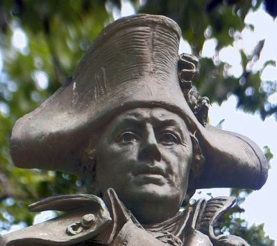 Commodore John Barry image. Click for full size.