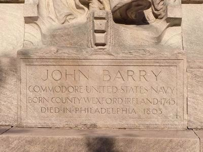 John Barry image. Click for full size.