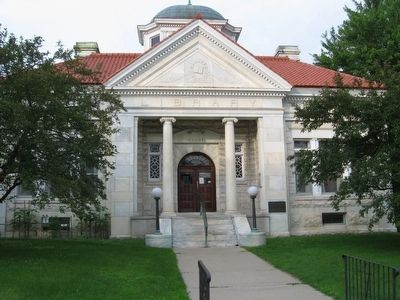 The Lee Library Association Building image. Click for full size.