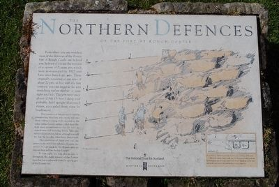 The Northern Defences Marker image. Click for full size.