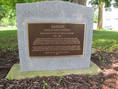 Hardin Marker image. Click for full size.
