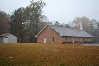 Champion Hill Baptist Church image. Click for full size.