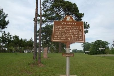 Los Adaes Marker image. Click for full size.