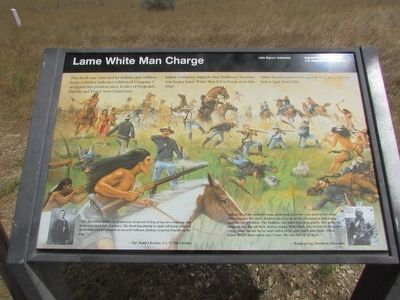 Lame White Man Charge Marker image. Click for full size.