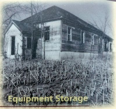 Equipment Storage image. Click for full size.