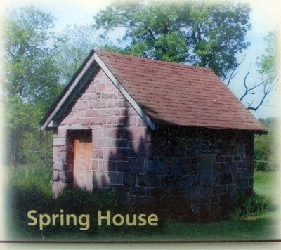Spring House image. Click for full size.