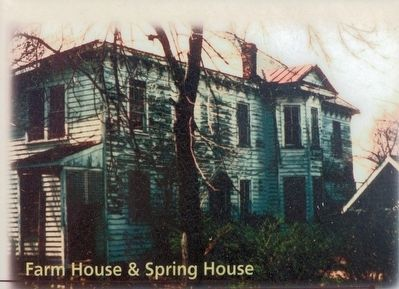 Farm House & Spring House image. Click for full size.