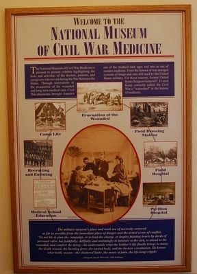 National Museum of Civil War Medicine image. Click for full size.