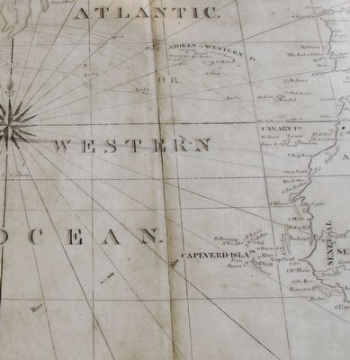Captain Paul Cuffe's Atlantic World Marker image. Click for full size.