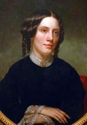Harriet Beecher Stowe image. Click for full size.