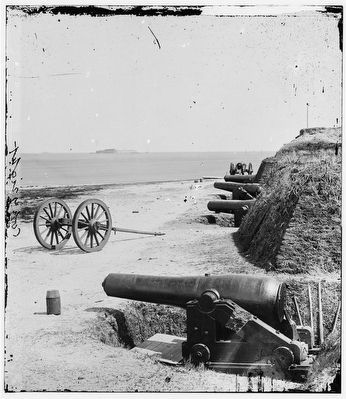 Fort Johnson image. Click for full size.