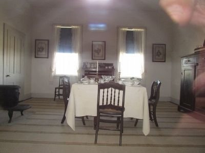 Captain's Quarters Dining Room image. Click for full size.