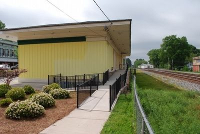 Adairsville Depot image. Click for full size.