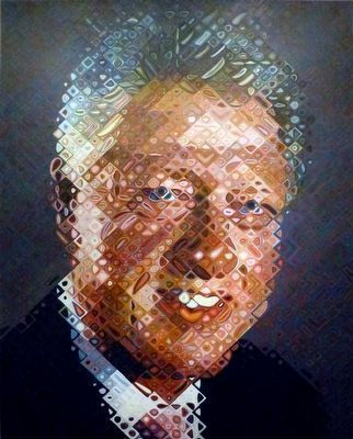William Jefferson Clinton image. Click for full size.