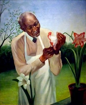 George Washington Carver image. Click for full size.
