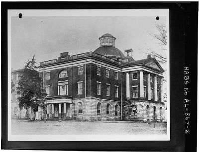 Alabama Central Female College/Old Capitol image. Click for full size.