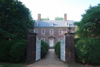Berkeley Plantation (Front) image. Click for full size.