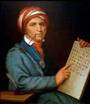 Sequoyah image. Click for full size.