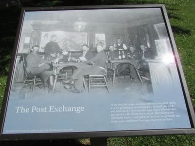 The Post Exchange Marker image. Click for full size.