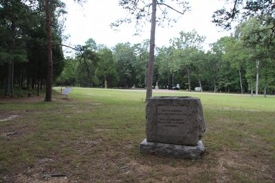 24th South Carolina Infantry Marker image. Click for full size.