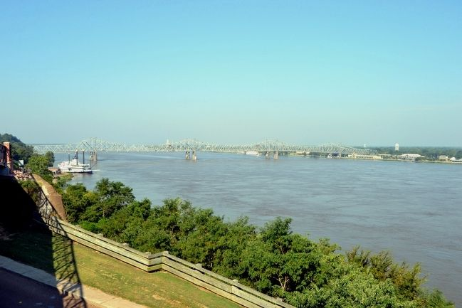 Natchez - Vidalia Bridge image. Click for full size.