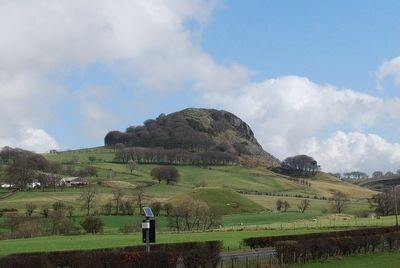 Loudoun Hill image. Click for full size.