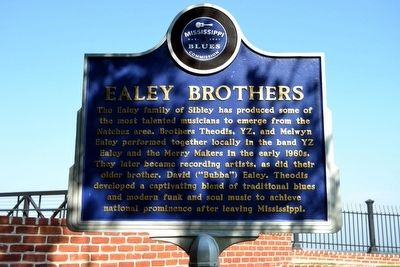 Ealey Brothers Marker image. Click for full size.