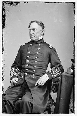 Admiral David Farragut, USN image. Click for full size.
