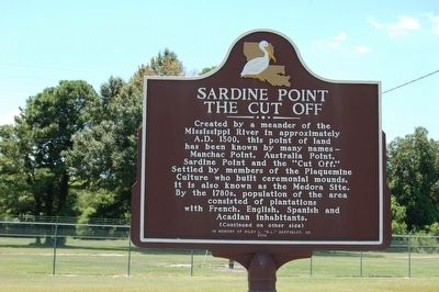 Sardine Point Marker image. Click for full size.