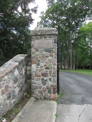 Croghan Gateway Marker image. Click for full size.