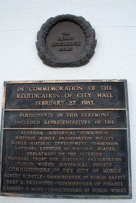 Other City Hall Marker image. Click for full size.