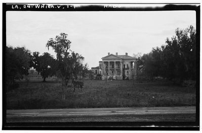 Belle Grove, White Castle, Iberville Parish, LA image. Click for full size.