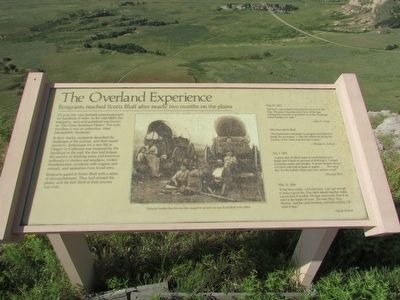 The Overland Experience Marker image. Click for full size.