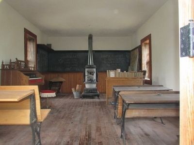 Inside the Schoolhouse image. Click for full size.