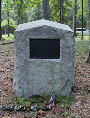44th Indiana Infantry Marker image. Click for full size.